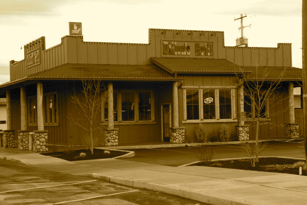 Dillon's Grill Historical Good Food Beer Drinks Lunch Dinner BBQ Prineville