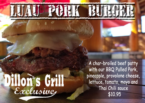 restaurant, Prineville, burger, Dillon's Grill, special