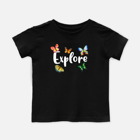 Butterfly Toddler Tee