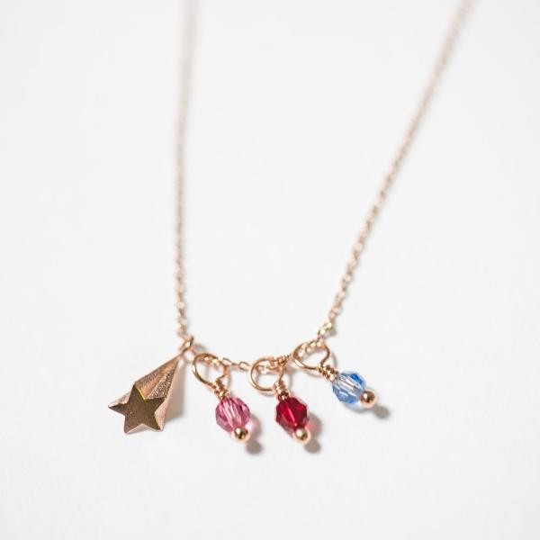 Shooting Star Necklace - Shop Kindred Together