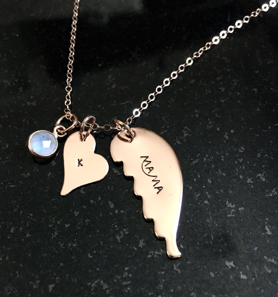 jewelry infant com dp amazon and necklace miscarriage pregnancy loss awareness