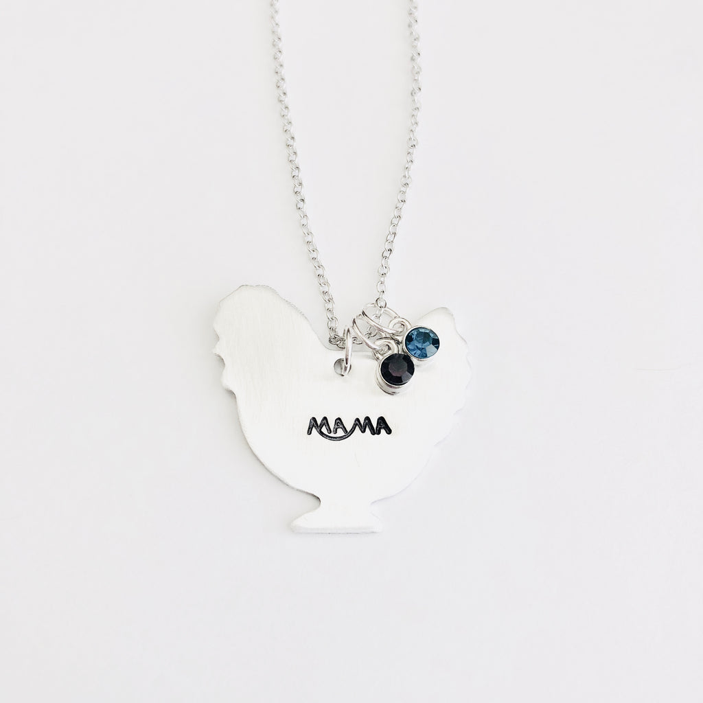 Mama Hen Necklace