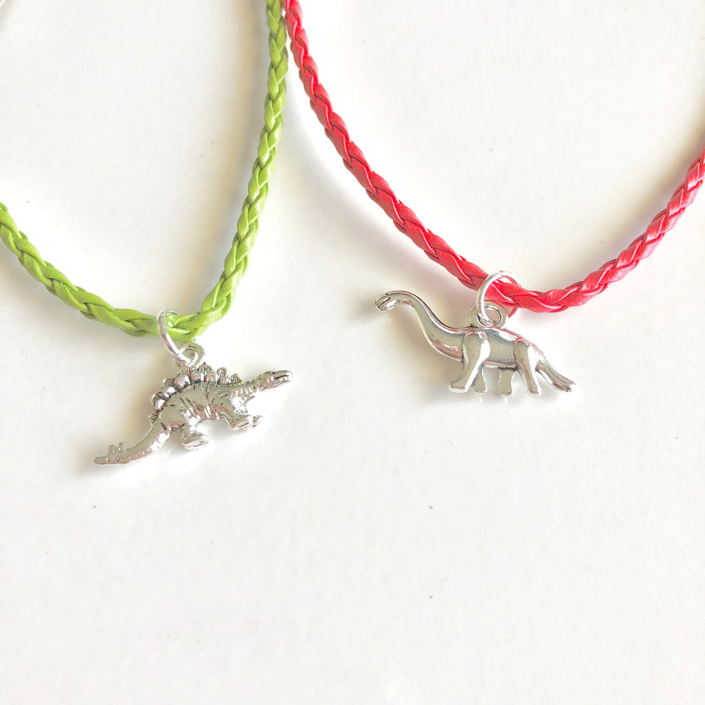 Dinosaur Children's Necklace - Shop Kindred Together