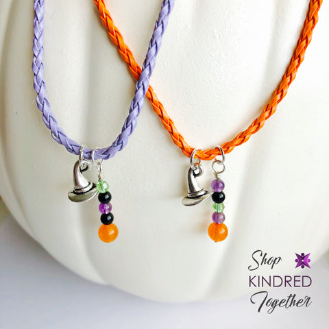 Hocus Pocus Inspired Children's Necklace - Shop Kindred Together
