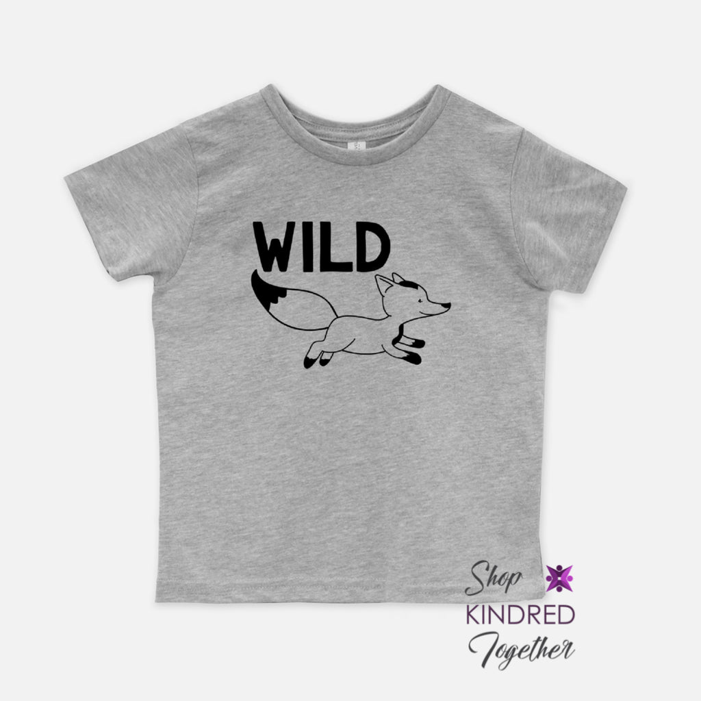 Wild Fox Toddler Tee