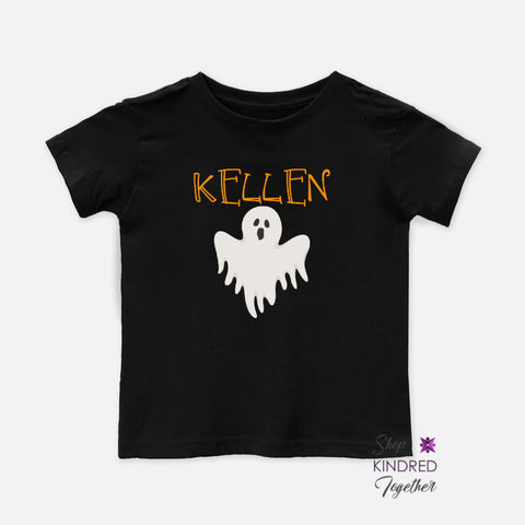 Boo Me Personalized Toddler Tee