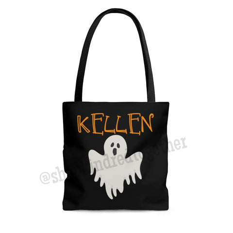 Boo Me Personalized Bag