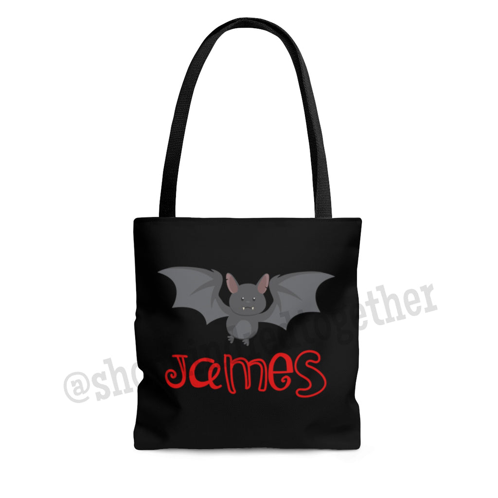 Batty Personalized Bag