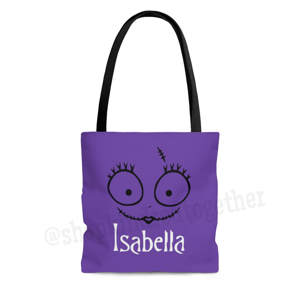 Rag Doll Personalized Bag