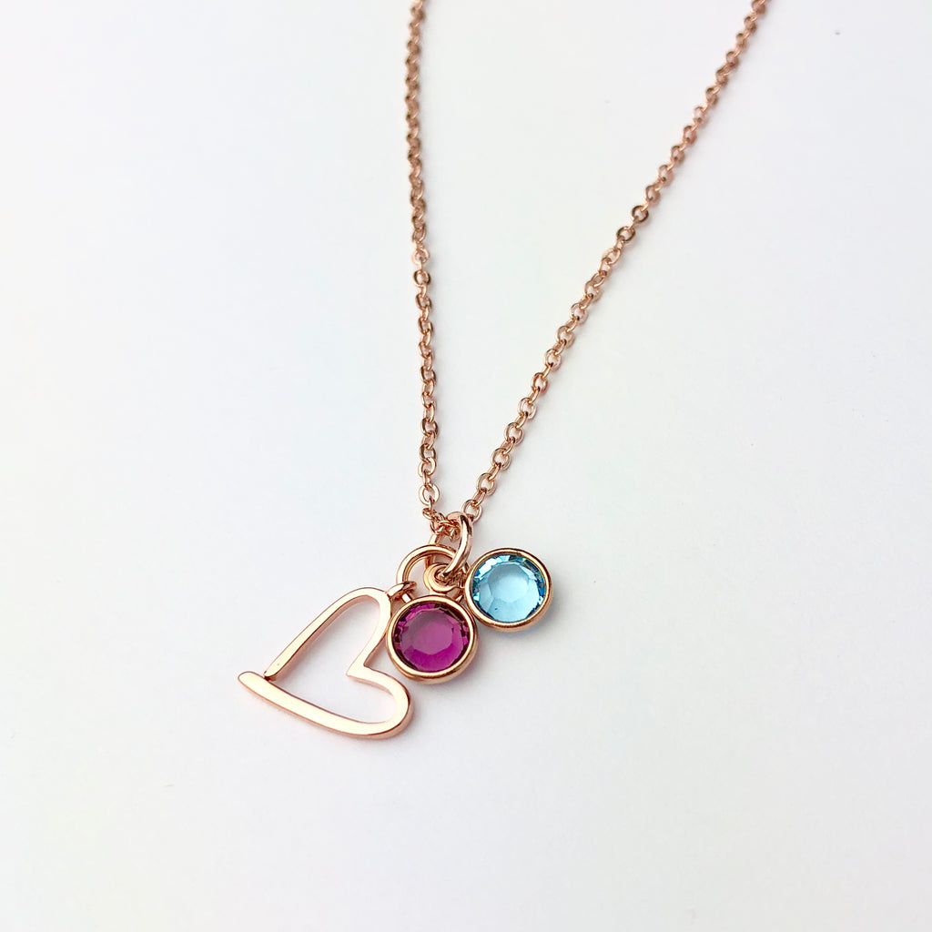 Love Colors Necklace