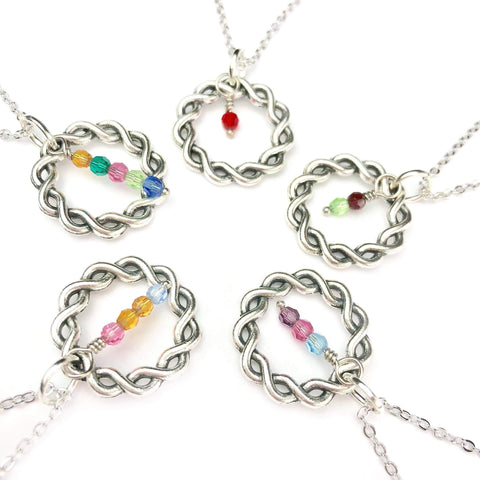 Boundless Love Family Necklace