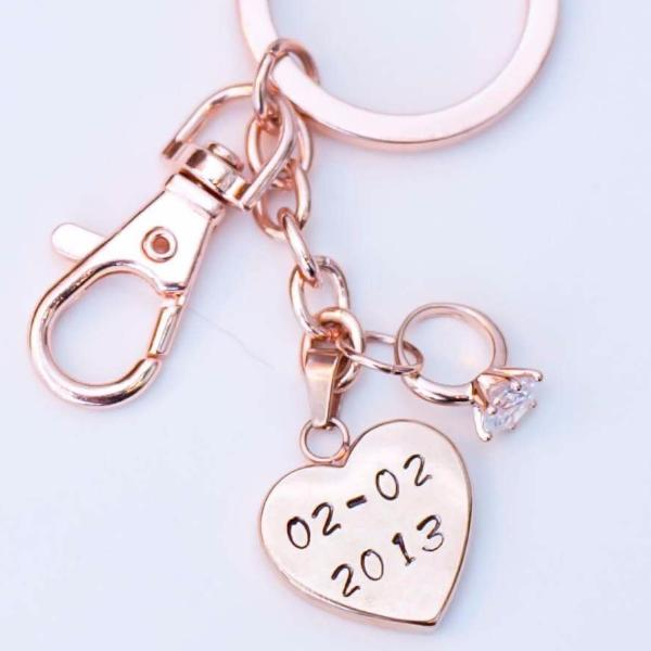 Always + Forever Keychain - Shop Kindred Together