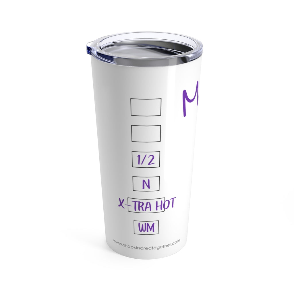 Personalized SBUX Tumbler - Shop Kindred Together