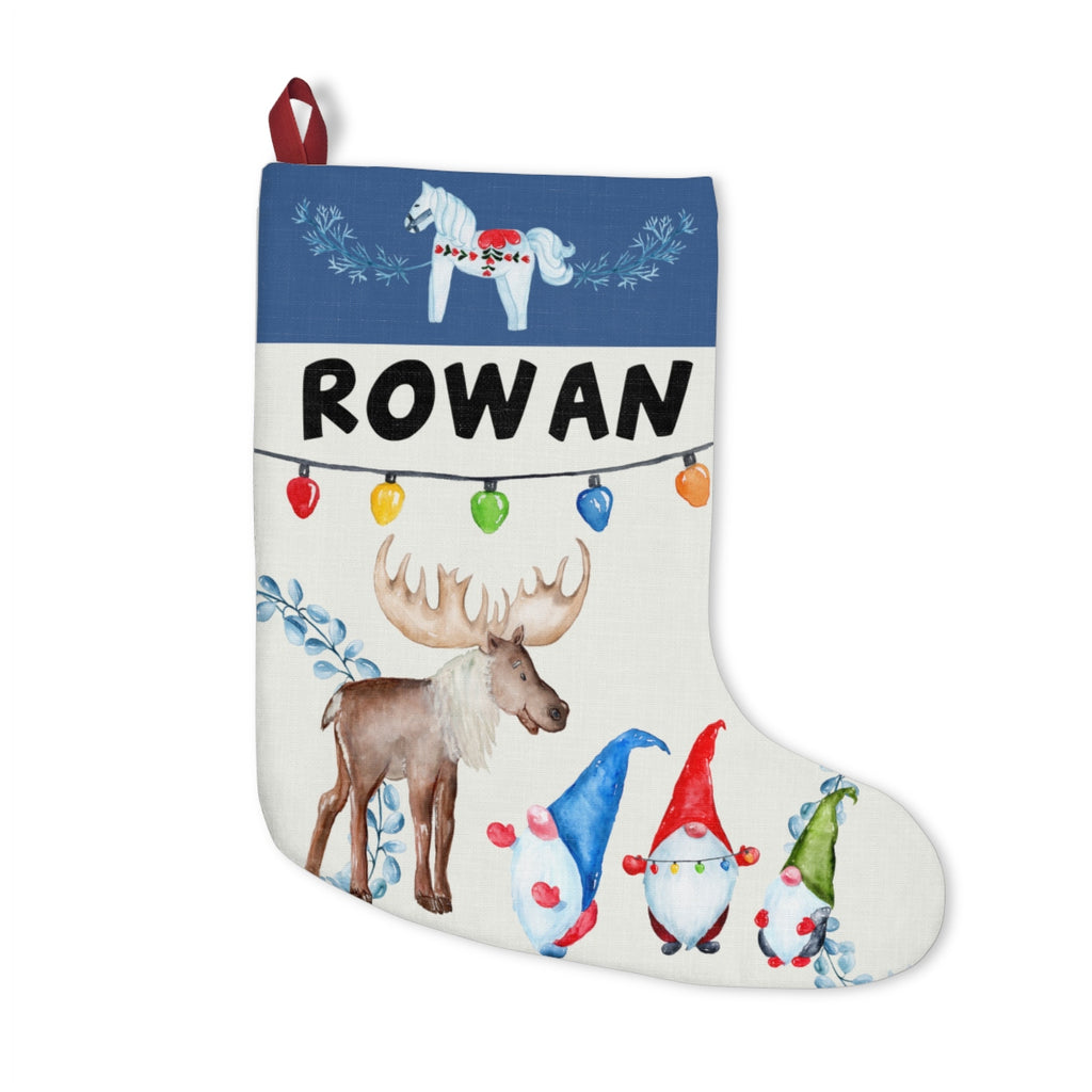Scandinavian Gnome Stocking - Shop Kindred Together