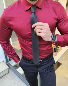 Bojo  Slim Fit Cotton Shirt in 4 Colors