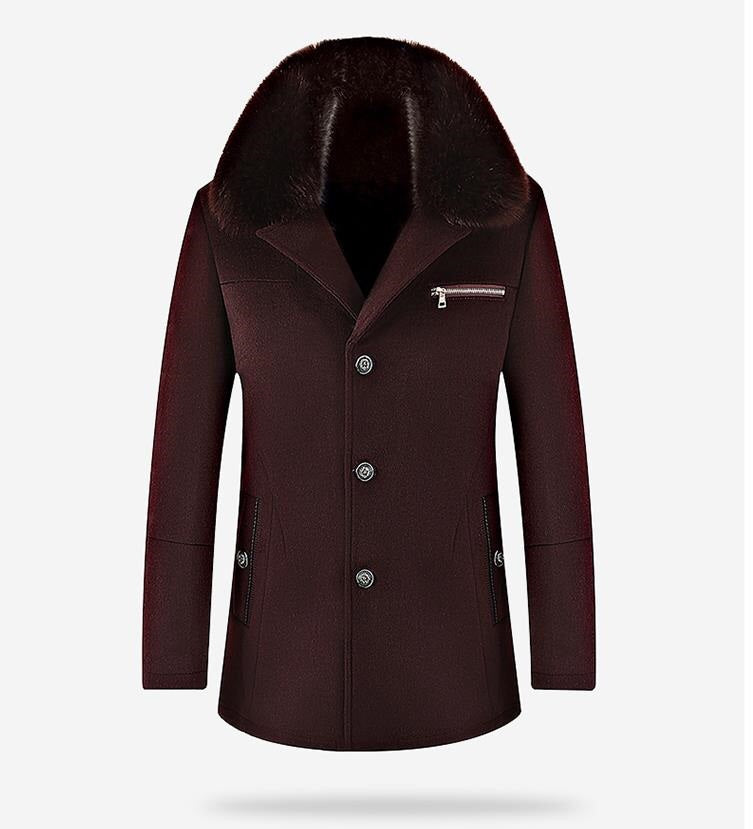 Alabama Elegant Coat (4 Colors)