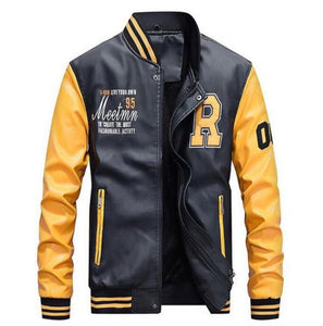 Varsity Bomber Jacket (4 Colors)