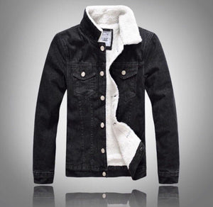 Denim Lav Winter Jacket (3 Colors)