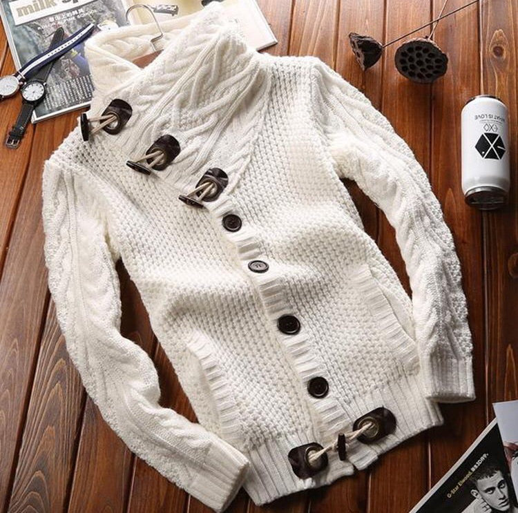 Winter Knitted Sweater (2 Colors)