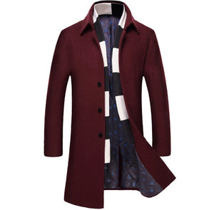 Premium Visad Coat (4 Colors)