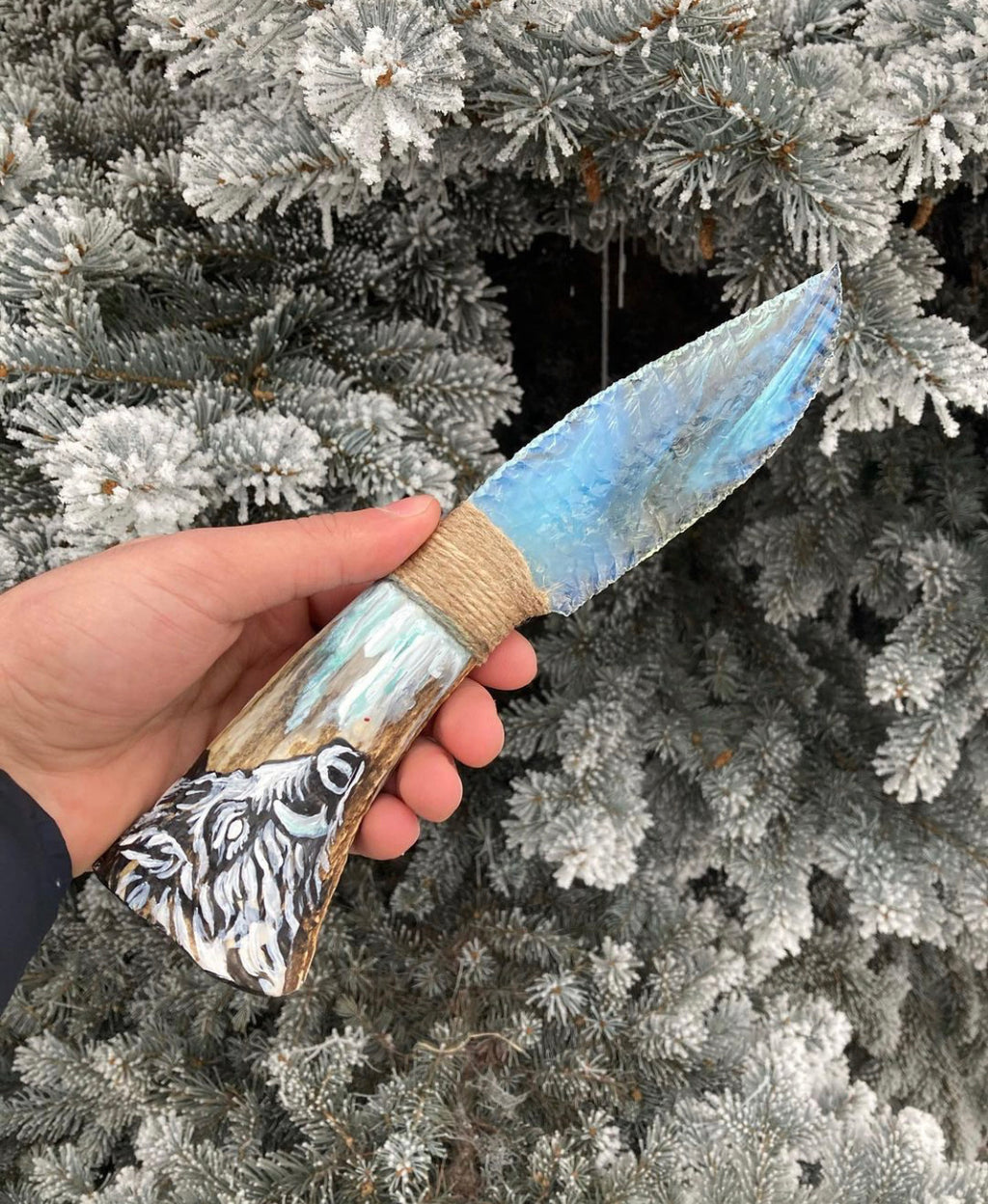Moonstones Knife Limited II
