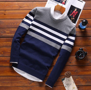Knitted Sweater (4 Colors)