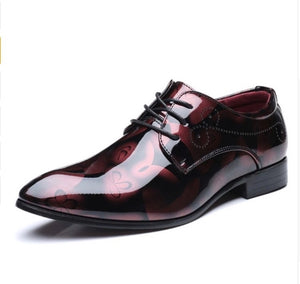 Oxford Leather Shoes (4 Colors)