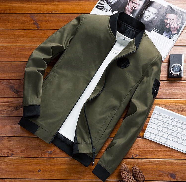 Babmulo Bomber Jacket (4 Colors)