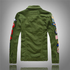 Texas Style Jacket (2 Colors)