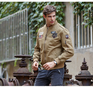 New Military Style Air Force Jackets (3 Colors)