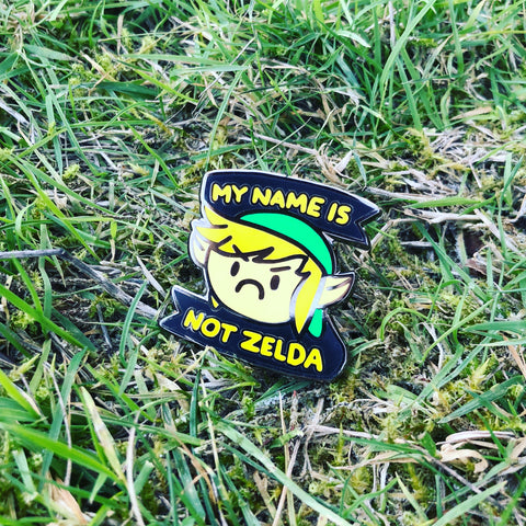 My Name Is Not Zelda