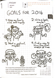 Journal comics 2016 - digital version