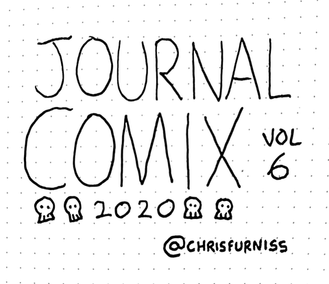 Journal Comics 2020 - digital version