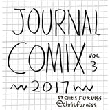 Journal comics 2017 - digital version