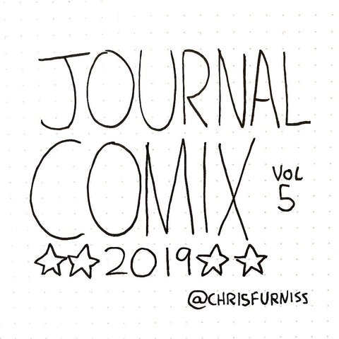 Journal Comics 2019 - digital version