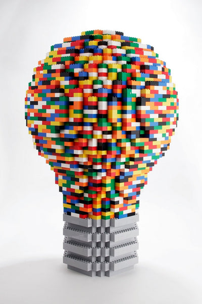 Why Lego® / building blocks?