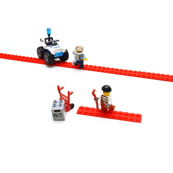 Lego®-compatible Tape - StickyBricky Brick Tape - Stickybricky