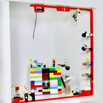 Load image into Gallery viewer, Lego®-compatible Tape - StickyBricky Brick Tape
