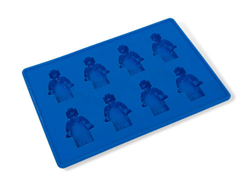 Lego®-compatible Kids Ice Cube/Candy Tray Lego®-like Figures - Stickybricky