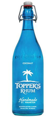 TOPPERS RHUM COCONUT 1 Liter