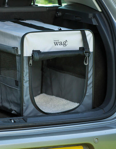 Henry Wag Fabric Pet Crate