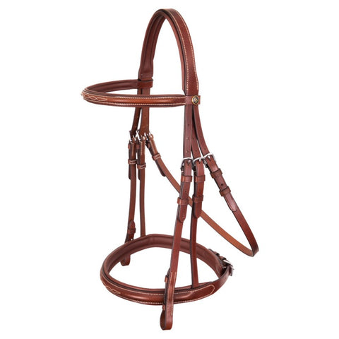 BR Oxford Hunter Bridle - Horse & Hound Tack Shop & Pet Supply