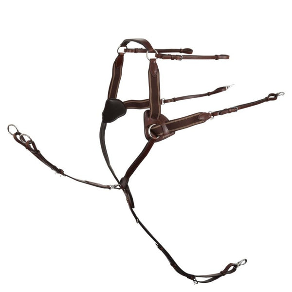 BR Leeds Breastplate - Horse & Hound Tack Shop & Pet Supply