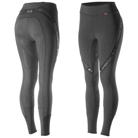B Vertigo Jenny Women's Silicone FS Riding Tights