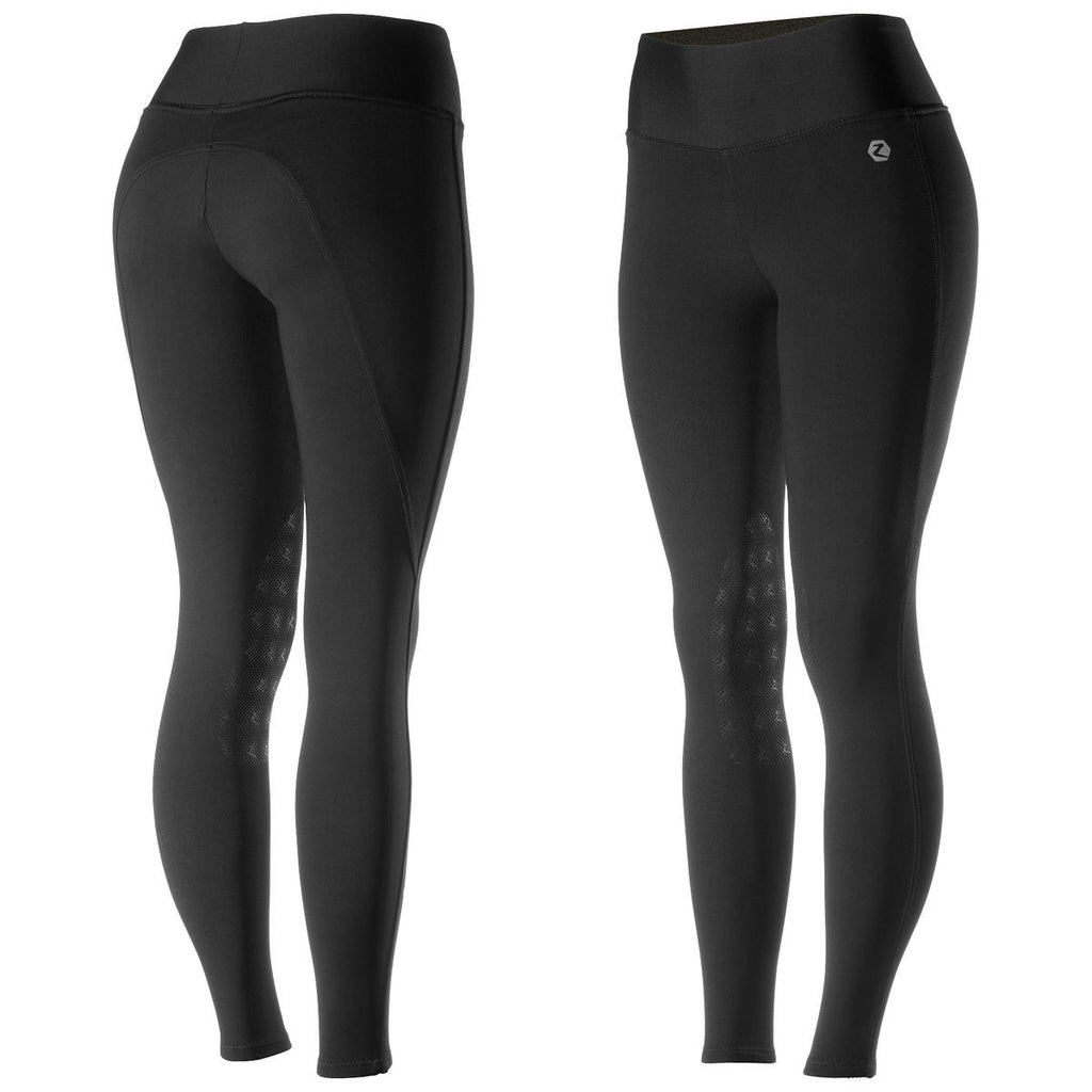Horze Juliet Women's HyPer Flex Tights KP - Horse & Hound Tack Shop & Pet Supply