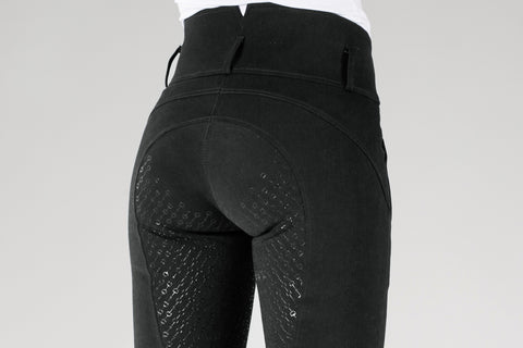 Horze Daniela Women's Silicone FS Breeches - Horse & Hound Tack Shop & Pet Supply