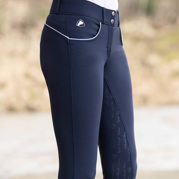 Horze Nordic Performance Women's Silicone Breeches - Horse & Hound Tack Shop & Pet Supply
