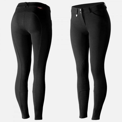 Horze Grand Prix Knee Patch Breeches - Horse & Hound Tack Shop & Pet Supply