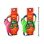 Fluorescent  Retractable Leash - Horse & Hound Tack Shop & Pet Supply