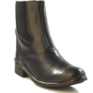 SOLD OUT ****Old West Woman's Zip Paddock Boot - Horse & Hound Tack Shop & Pet Supply